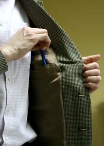 【オーダースーツを作る前に】 特徴の異なる3つの裏地とはの画像