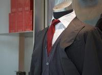 完成品のオーダースーツ