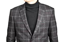 秋冬のスーツは【グレンチェック】でオシャレに!