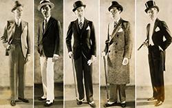 気分は英国紳士? スーツとハットの着こなし術の画像