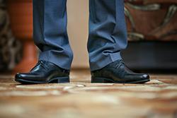 大人の男は足から魅せる! オススメブランドシューズの画像
