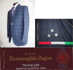 シワやヨレに強いゼニアの機能性レーベル Traveller (トラベラー)