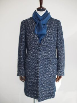 ジャケットコート