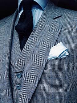 ゼニア秋冬スーツの流行は「クラシック」 2017年のトレンド生地