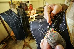 「ドーメル」 フレンチスーツと英国生地の魅力を兼ね備えたブランド
