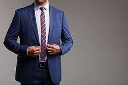 【ドーメルエクセルの魅力】ビジネスマンのためのオーダースーツとはの画像