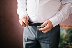 スーツスタイルを決める「ベルト」の選び方