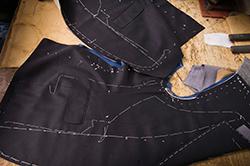 オーダーメイドスーツの3つの種類についての画像