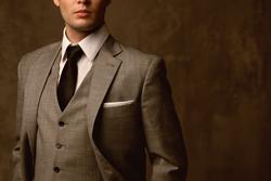 【2018年春物スーツのトレンド】今年流行のスーツ生地の色柄とは?の画像