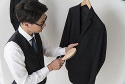 スーツを長持ちさせる3つの保管方法の画像
