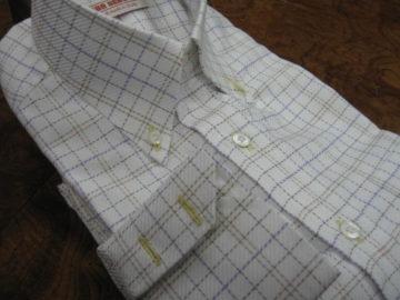 実際に作られたオーダーシャツ作品集2の画像