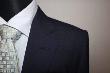 ゼニア・ハイパフォーマンスクールエフェクトオーダースーツの画像