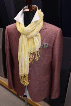 ドーメル・ドーシルクオーダージャケットの画像