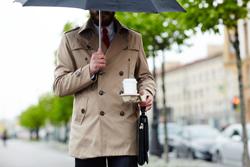ビジネススーツに合うスプリングコート選びのポイントを知ろう!の画像