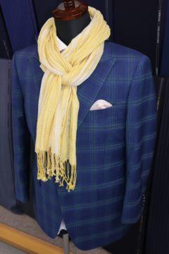 ナポリで大人気アリストンオーダージャケット|Fashion AT Men'sの画像