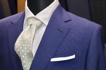 ランバンのエレガントなオーダースーツ|Fashion AT Men'sの画像