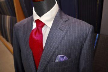 ドーメルアマデウスアクションオーダースーツ|Fashion AT Men'sの画像