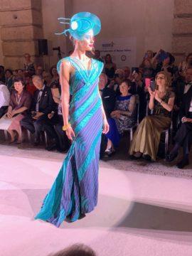 世界大会日本代表作品婦人服部門|Fashion AT Men'sの画像