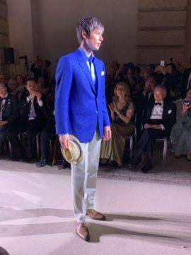 世界大会日本代表作品紳士服部門|Fashion AT Men'sの画像