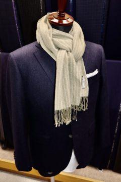 カノニコ・フラノ調のオーダージャケット Fashion AT Men'sの画像