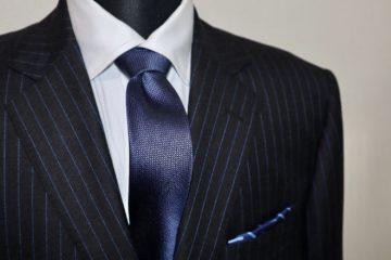 王族の生地・エスコリアルのオーダースーツ Fashion AT Men'sの画像