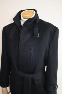 ロロピアーナのカシミア100%でオーダーコート|Fashion AT Men'sの画像