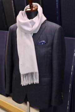 ラッシャーミルズ大きめチェックのジャケット|Fashion AT Men'sの画像