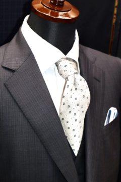 ゼニア15milmil15オーダースーツ|Fashion AT Men'sの画像