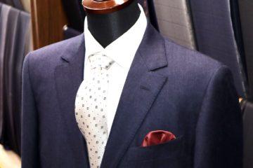 ゼニアトロフェオ温かみのあるオーダースーツ Fashion AT Men'sの画像