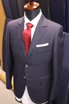 成人式用に華やかなオーダースーツ|Fashion AT Men'sの画像
