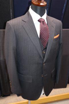 タリアデルフィノで3ピースオーダースーツ Fashion AT Men'sの画像