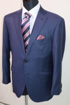 ドーメルアマデウスで光沢感のあるスーツ Fashion AT Men'sの画像