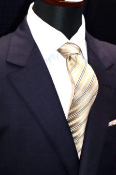 ドラゴのウインドウペーンでオーダースーツ Fashion AT Men'sの画像