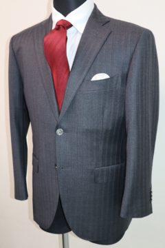 光沢感のあるエレクタでオーダースーツ|Fashion AT Men'sの画像