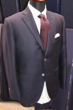 ゼニア光沢感のあるトロフェオでスーツ|Fashion AT Men'sの画像