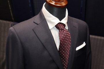 クラシックで高級感あるランバンのスーツ|Fashion AT Men'sの画像