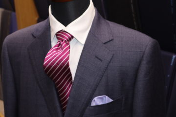 ゼニアトロフェオのブルーグレーで|Fashion AT Men'sの画像