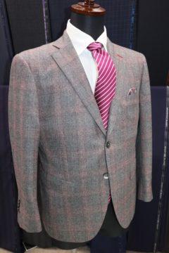 ドーメルの生地で逆スラントポケット|Fashion AT Men'sの画像
