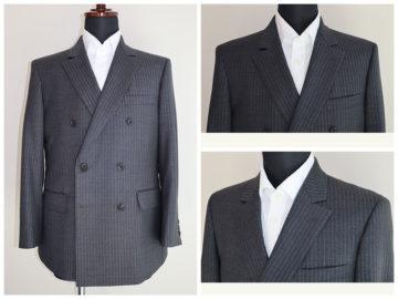 修正後のスーツ