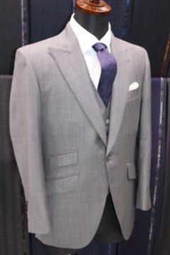 ゼニアトロフェオでシックなスーツ|Fashion AT Men'sの画像