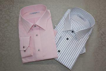 カンクリーニのオーダーシャツ|Fashion AT Men'sの画像