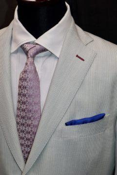 クールビズにランバンのオーダージャケット|Fashion AT Men'sの画像