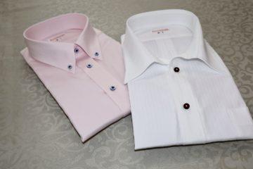 オーダーで半袖シャツ|Fashion AT Men'sの画像