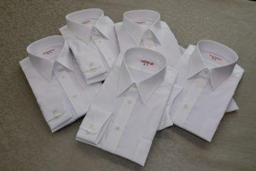 新社会人らしい白のオーダーシャツ|Fashion AT Men'sの画像