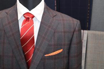 イタリー製アリストンのオーダージャケット|Fashion AT Men'sの画像