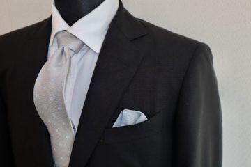 黒だけど涼しげなゼニアクールエフェクトで|Fashion AT Men'sの画像