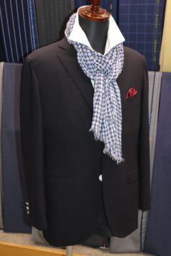 マニカカミーチャでオーダージャケット|Fashion AT Men'sの画像