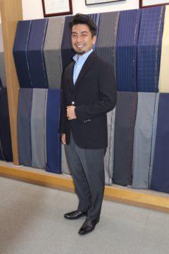ゼニアのマニカカミーチャジャケットで|Fashion AT Men'sの画像