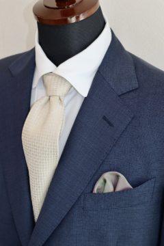 ドーメル春夏新作エコーでオーダースーツ|Fashion AT Men'sの画像
