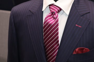 ゼニア15milmil15でワンランク上のスーツ|Fashion AT Men'sの画像